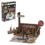 Wolves Not Far (The Walking Dead TV) McFarlane Construction Set - Chickadee Solutions