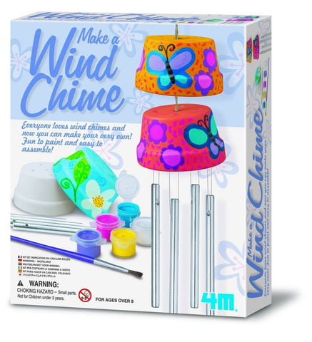 4M Make A Wind Chime Kit Inquiries - by email - Chickadee Solutions - 1