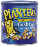 Planters Cashew Halves and Pieces Lightly Salted 14 oz. (Count of 3) - Chickadee Solutions - 1