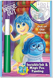 Disney/Pixar Inside Out 2in1 Invisible Ink & Magic Pen Painting Book - Chickadee Solutions