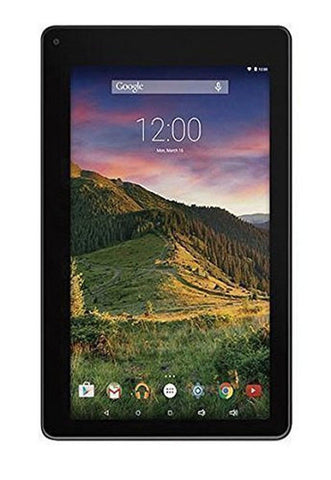 "RCA Voyager II Tablet 8GB Quad Core Android 5.0 Black 7"" - Chickadee Solutions - 1"