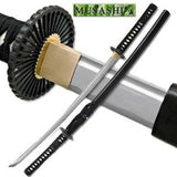 Ace Martial Arts Supply Unsharpened Carbon Steel Laito Practice Katana Sword - Chickadee Solutions