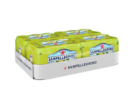 San Pellegrino Sparkling Fruit Beverages Pompelmo/Grapefruit 11.15-ounce cans... - Chickadee Solutions - 1