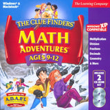 Cluefinders Math Adventures Ages 9-12 Deluxe Age Rating:9 - 12 - Chickadee Solutions