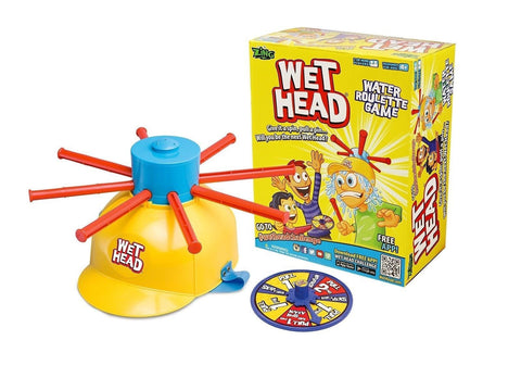 Wet Head Game - Chickadee Solutions - 1