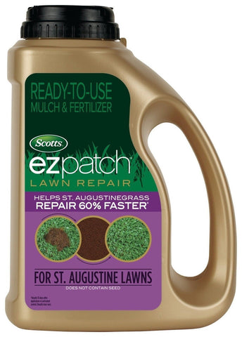 Scotts EZ Patch Lawn Repair for 17520 St. Augustine Lawns - Chickadee Solutions - 1
