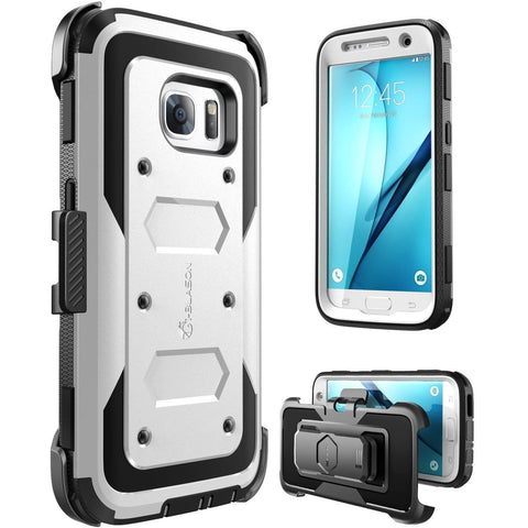 Galaxy S7 Case [Armorbox] i-Blason built in [Screen Protector] [Full body] [H... - Chickadee Solutions - 1