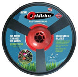 Orbitrim No String Head Gas Trimmer Solid Steel - Chickadee Solutions