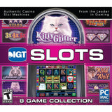 IGT Slots Kitty Glitter 8 Game Collection - Chickadee Solutions - 1