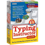 Typing Instructor Deluxe 17 PC Disc - Chickadee Solutions