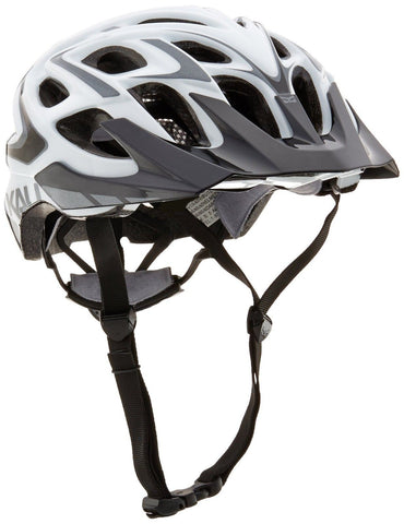 Kali Protectives Chakra Plus Bike Helmet Wisdom White Medium/Large - Chickadee Solutions - 1