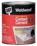 Dap 00272 Weldwood The Original Contact Cement 1-Quart - Chickadee Solutions