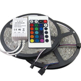 16.4FT 5M SMD 5050 Waterproof 300LEDs RGB Color Changing Flexible LED Strip L... - Chickadee Solutions - 1