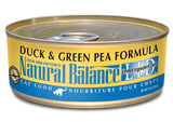 Natural Balance L.I.D. Limited Ingredient Diets Wet Cat Food 5.5-Ounce - Chickadee Solutions - 1