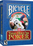 Bicycle Texas Hold 'em - Chickadee Solutions