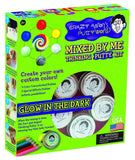 Crazy Aaron's Thinking Putty Mixed By Me Thinking Putty Kit - Chickadee Solutions