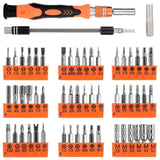 Vastar 58 in 1 with 54 Bit Magnetic Driver Kit Precision Screwdriver Set Cell... - Chickadee Solutions - 1