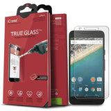 LG Google Nexus 5X Screen Protector iCarez [Tempered Glass] Highest Quality P... - Chickadee Solutions - 1