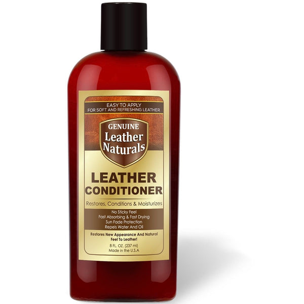 Leather softener for jackets