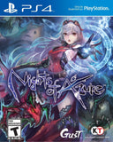 Nights of Azure - PlayStation 4 Standard - Chickadee Solutions - 1