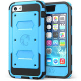 iPhone 5C Case i-Blason Armorbox for Apple iPhone 5C Dual Layer Hybrid Full-b... - Chickadee Solutions - 1