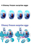 4 Disney Frozen Surprise Eggs with Toy and Candy Inside. Exciting and Fun To... - Chickadee Solutions