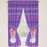 "Disney Junior Sofia the First Princess Drapes Panels Curtains Set of 2 (42"" x... - Chickadee Solutions - 1"