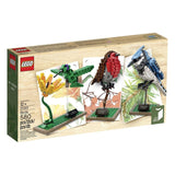 LEGO Ideas 21301 Birds Model Kit - Chickadee Solutions - 1