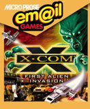 Email Games: XCom First Alien Invasion - Chickadee Solutions