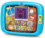 VTech Light-Up Baby Touch Tablet - Blue - Online Exclusive - Chickadee Solutions - 1
