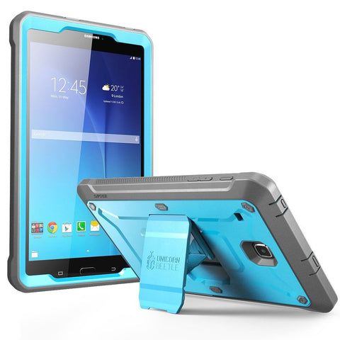 Galaxy Tab E 8.0 Case SUPCASE Unicorn Beetle PRO Series Full-body Hybrid Prot... - Chickadee Solutions - 1