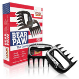 Best BBQ Meat Claws Shredder Bear Claw Tool Carving Fork Meat Handing Claw 1 - Chickadee Solutions - 1