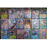 POKEMON 10 CARD LOT! MEGA PRIMAL SECRET FULL ART OR EX! ALL RARES!!! + 1 PACK - Chickadee Solutions - 1