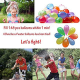 Water Balloons Fun Generation 148 Water Balloons Per Minute Green 148 Total - Chickadee Solutions