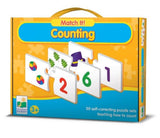 The Learning Journey Match It! Counting Standard Packaging - Chickadee Solutions - 1