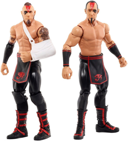 WWE Figure 2-Pack Konnor & Viktor - Chickadee Solutions - 1