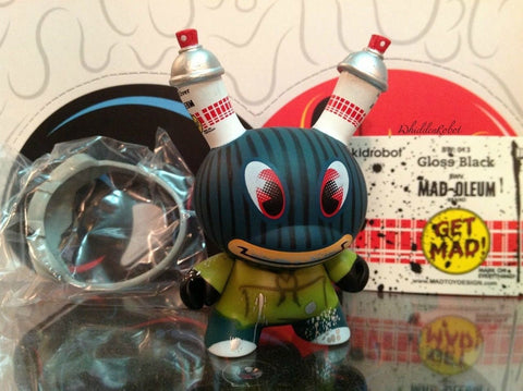 Dunny Series 2012 Blind Box - Figure Inside is a Surprise! - Chickadee Solutions