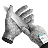PROORAL Cut Resistant Gloves Kitchen Supplies Cut Resistant with Level 5 Secu... - Chickadee Solutions - 1