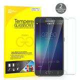 Galaxy Note 5 Screen Protector JETech 2-Pack Premium Tempered Glass Screen Pr... - Chickadee Solutions - 1