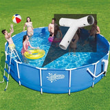 T-FITTING FOR 15' METAL FRAME ROUND POOLS (090-380032) - Chickadee Solutions