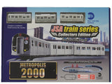 LEC USA 2000 MTA New York City Subway Battery Operated Train Set - Chickadee Solutions - 1