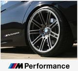 BMW M Performance motorsport side decal decal 200 mm 2 pcs. - Chickadee Solutions - 1