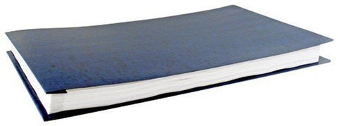 11x17 Pressboard Binder Pack of 10 Midnight Blue (526322) - Chickadee Solutions