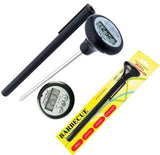 Instant Read MEAT Thermometer - Best Quick Read Digital Cooking Thermometer f... - Chickadee Solutions - 1
