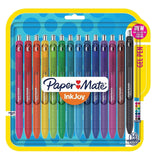 Paper Mate Inkjoy Gel Pens Medium Point Assorted 14-Pack (1951636) - Chickadee Solutions - 1