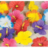 Hibiscus Flowers for Tabletop Decoration (24) 1-Pack of 24 - Chickadee Solutions