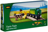 Brio Farm Animal Train - Chickadee Solutions - 1