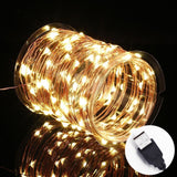 Innotree USB LED Fairy Starry String Lights Warm White Waterproof Decorative ... - Chickadee Solutions - 1
