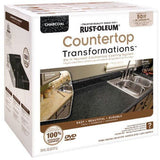 Rust-Oleum Countertop Transformations Kit Charcoal 50 Square Feet - Chickadee Solutions