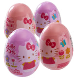 Hello Kitty Surprise Easter Eggs Filled with Hello Kitty Stickers and Candy (... - Chickadee Solutions